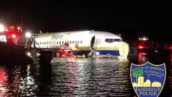 Flugzeugunfall in Jacksonville