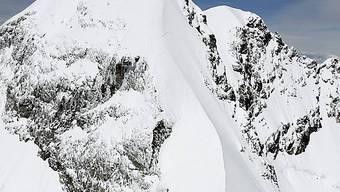 Der Gipfelgrat der Jungfrau (Archiv)