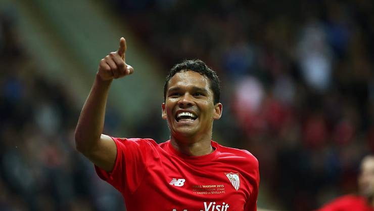 Carlos Bacca war Sevillas Matchwinner im Europa-League-Final