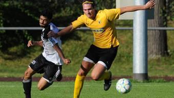 FC Münchenstein gegen den FC Pratteln
