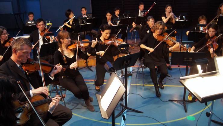 Das Collegium Musicum Urdorf spielt zum 25-Jahr-Jubiläum