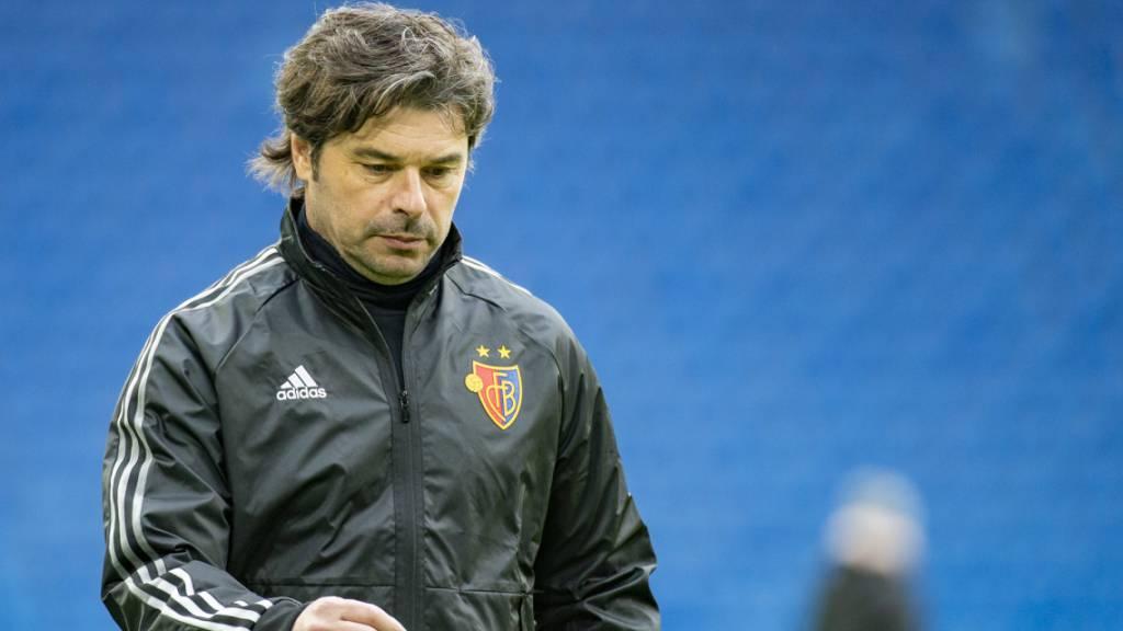 Nach dem 1:2 gegen Vaduz: Basel entlässt Sforza