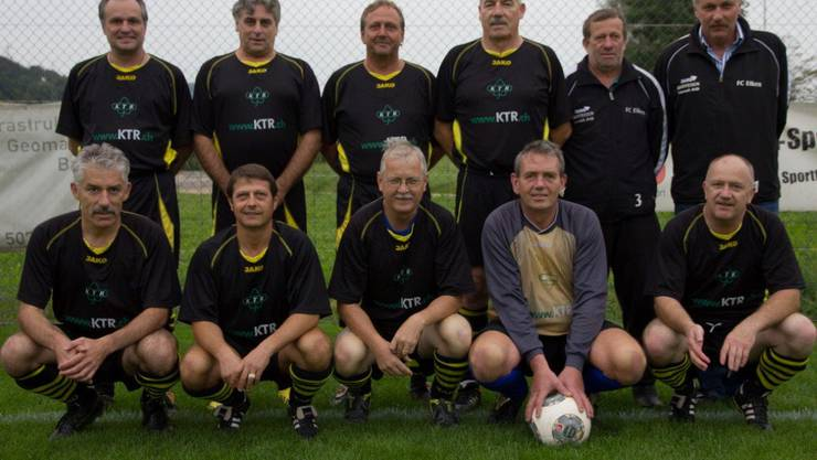 Senioren 50+ des FC Eiken/Stein