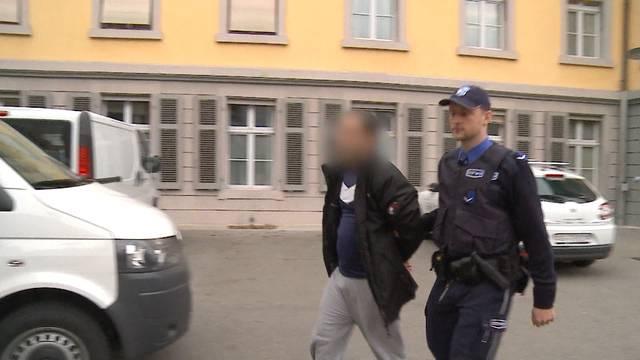 Prozess: Georgier ersticht Landsmann