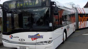 Der Hybrid-Bus der RBL fährt wieder. (Archivbild)