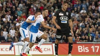 FC Aarau - GC, 02.08.2019
