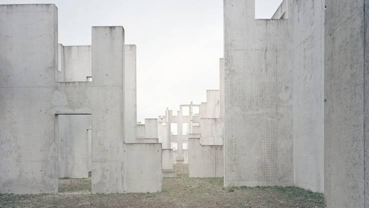 """Der österreichische Fotograf Gregor Sailer zeigt im Fotozentrum in Genf bis 21. April 2019 seine Ausstellung """"The Potemkin Village""""."""