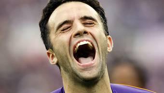 Italiens WM-Kader vorerst mit Giuseppe Rossi von Fiorentina
