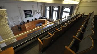 Zuschauen gehen kann prinzipiell jeder, wenn die Richter im Solothurner Obergericht ihre Urteile fällen. Doch wer sich im Nachhinein ein umfassenderes Bild über die Solothurner Rechtslehre machen will, hat Pech: Urteile werden nicht systematisch veröffentlicht.