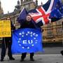 Immer mehr Briten fordern ein zweites Brexit-Referendum. (Archivbild)
