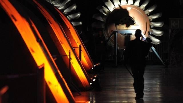 Aufnahme aus dem Inneren des Alpiq-Speicherkraftwerks Cleuson-Dixence (Archiv)