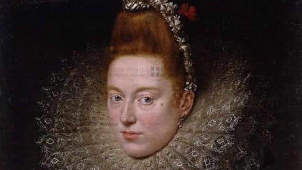 Rubens' «La dama delle licnidi» - hier ein Ausschnitt - ist eines der geraubten Gemälde (Museo die Castelvecchio).