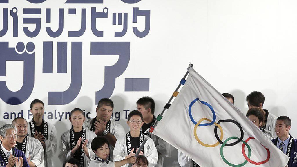 In 640 Tagen werden in Tokio die Olympischen Sommerspiele 2020 eröffnet