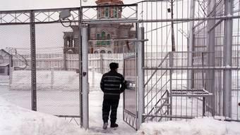 Ein Gefängnis in Sibirien für schweizer Gefangene? So weit dürfte es wohl kaum kommen.