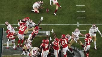 Klare Regeln während der Corona-Krise in der NFL