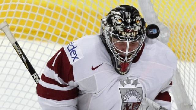 Lettland in der Zwischenrunde