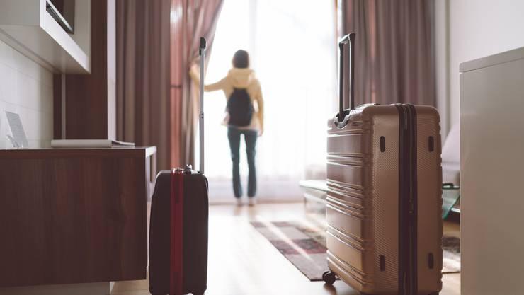 Auch Hotels bieten ihre Zimmer auf der Buchungsplattform Airbnb an.