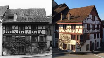 Das alte Landgericht Lenzburg