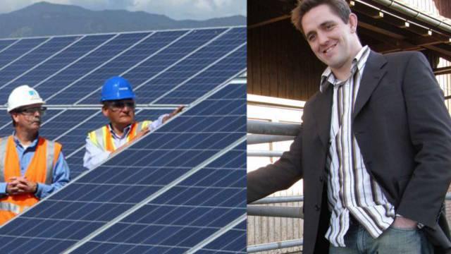 Nicht gegen Solarpanels, aber gegen zu grosse Erwartungen: Ralf Bucher, Geschäftsführer des Bauernverbandes