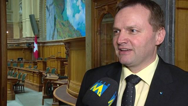 Bernhard Guhl über seine Ständeratskandidatur