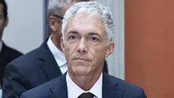 Der umstrittene Bundesanwalt Michael Lauber.