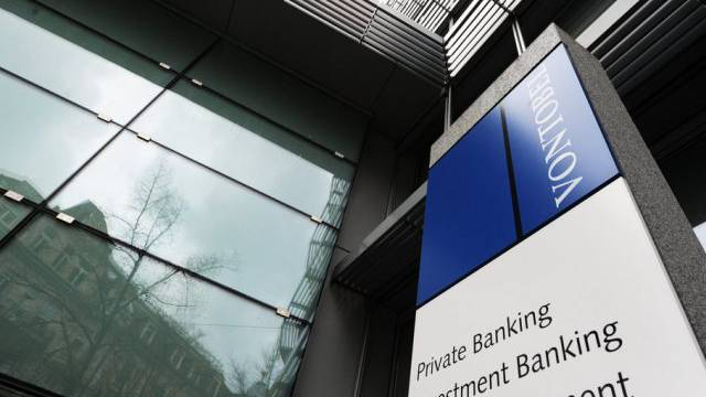 Hauptsitz der Bank Vontobel in Zürich (Archiv)