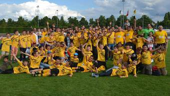 Der FC Pratteln gewann den Cupfinal bereits im vergangenen Jahr.