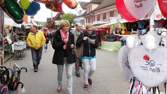 Der Fricker Markt 2014