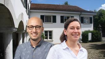 Bei den Grünen stellen sich Laura Gantenbein, und Christof Schauwecker zur Wahl zur Verfügung.