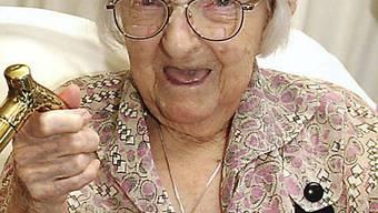 Wurde 114-jährig: Mary Josephine Ray (Archiv)