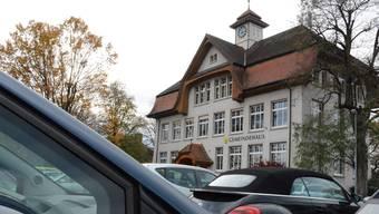 Das Gemeindehaus von Unterentfelden