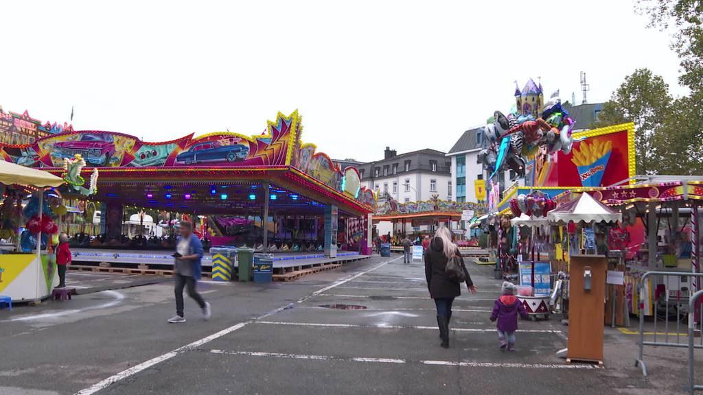 Jahrmarkt-Eröffnung: Freude bei Schaustellern und Publikum