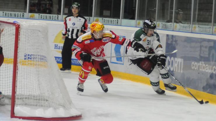 Der EHC Winterthur ist mit 14 Punkten aus 15 Spielen auf dem zweitletzten NLB-Rang.