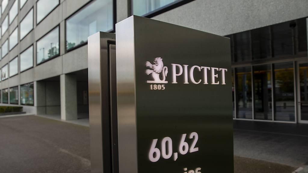 Die Genfer Privatbank Pictet verwaltet soviel Vermögen wie noch nie. (Archivbild)