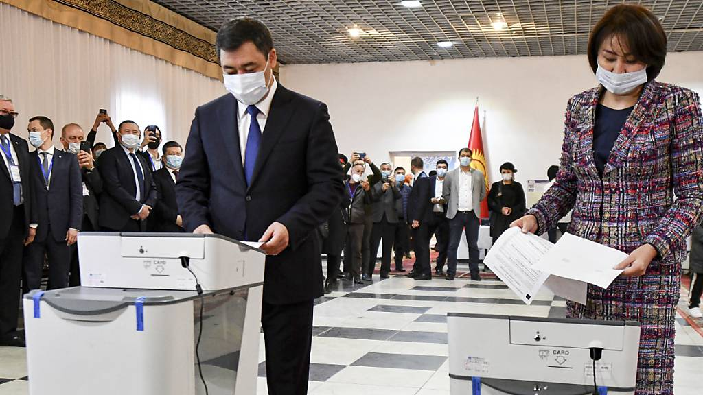 Kirgistan beschliesst neue Machtbefugnisse für den Präsidenten