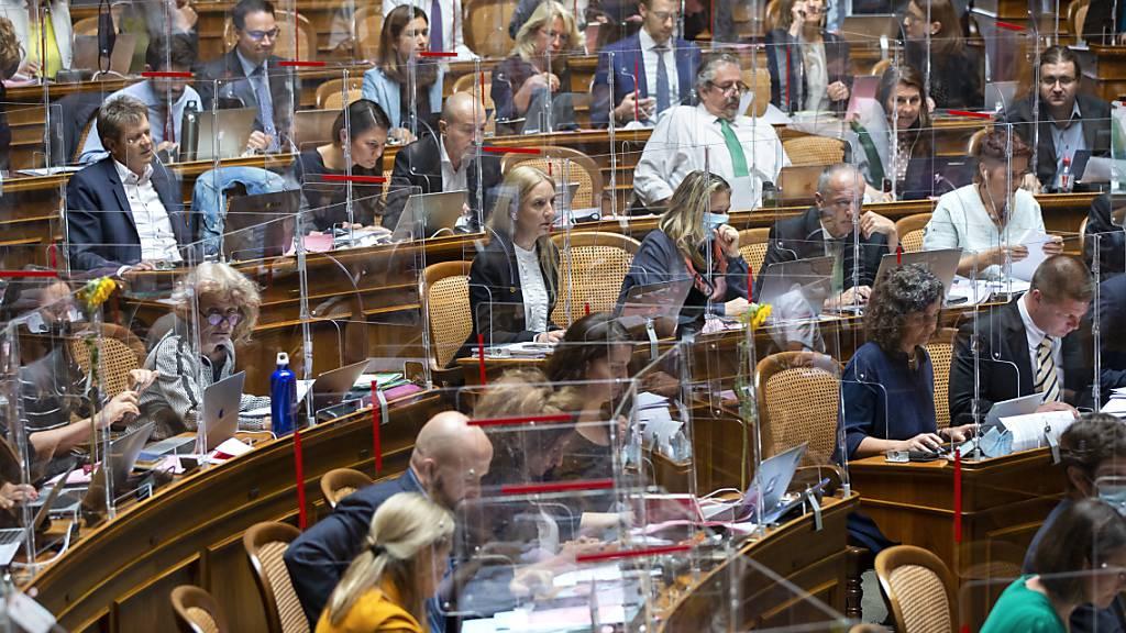 Parlament gibt für Investitionsplanung der Armee grünes Licht
