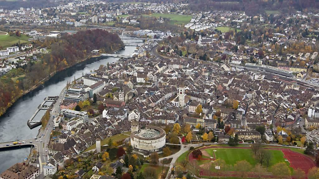 Der Kanton Schaffhausen will mit der «Entwicklungsstrategie 2030» die Weichen für die Zukunft stellen. (Archivbild)