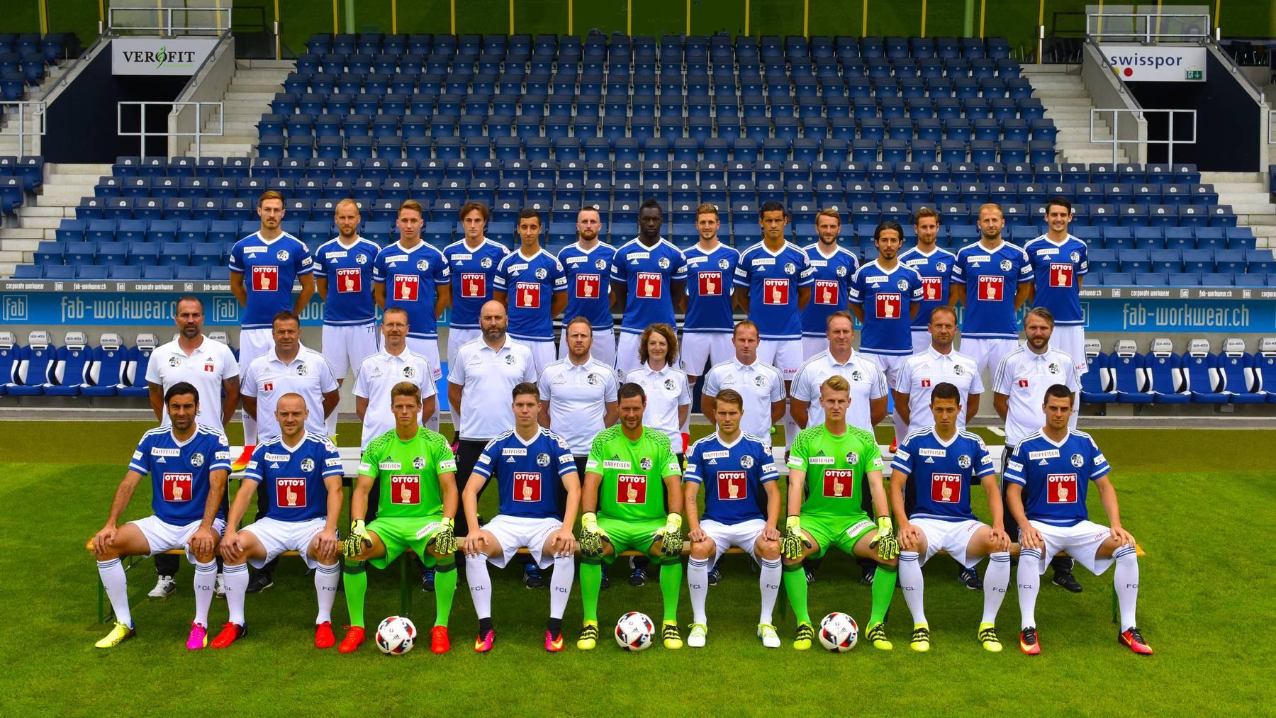 FCL startet in die Super League Saison 2016/17