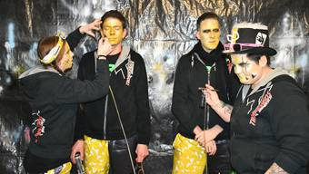Guggenmusik Trombongos