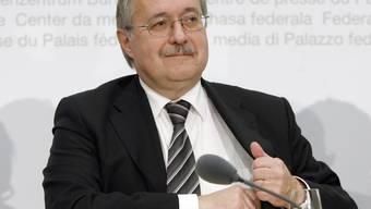 Samuel Schmid ist neuer Präsident der Winterhilfe Schweiz (Archiv)