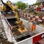 Bachdurchlauf Siggern in Niederwil wird saniert