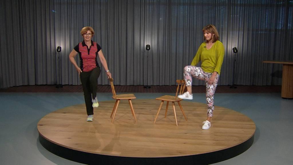 «Bliib fit – mach mit!» vom 2. März 2021