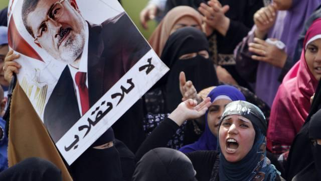 Die Wut der Mursi-Anhänger lässt nicht nach