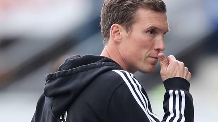 Der von Hannes Wolf trainierte Hamburger SV verspielte die letzte Aufstiegschance