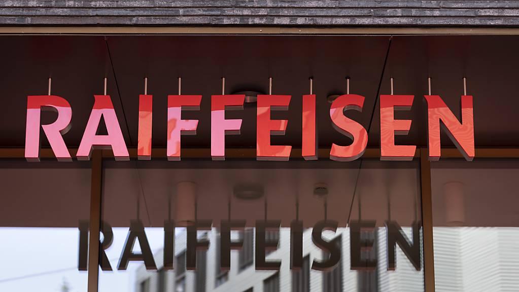 Die drittgrösste Schweizer Bankengruppe Raiffeisen befürchtet trotz steigender Preise und anhaltender Nachfrage nicht das Entstehen einer Immobilienblase in der Schweiz. (Archivbild)