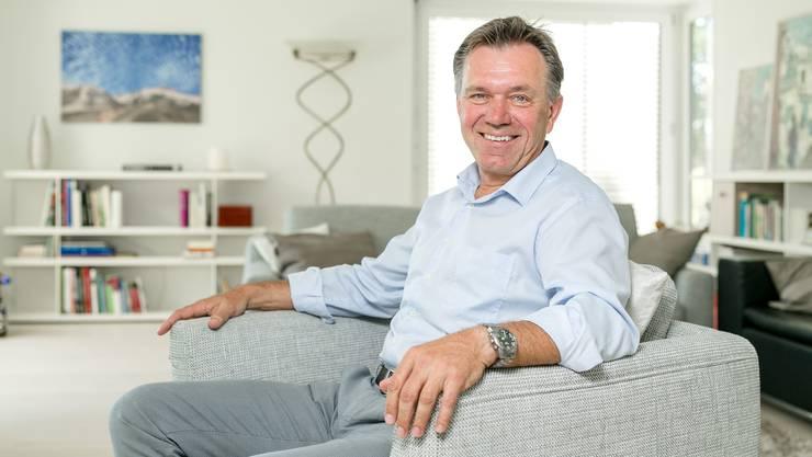 Sollte CVP-Grossrat Andreas Meier in den Nationalrat gewählt werden, müsste er in seinem Unternehmen als Weinbauingenieur etwas kürzertreten.
