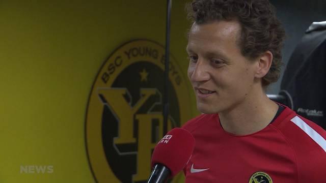 """""""Der Goalie bin ig"""": Marco Wölfli wird zur Penalty-Legende"""