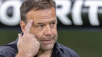 Wird es sich auszahlen, dass der FC Aarau nach wie vor an Trainer Patrick Rahmen festhält?