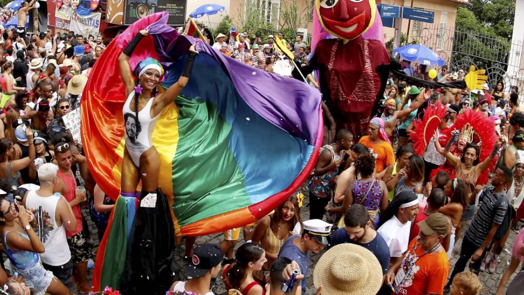 Rio fehlt der Karneval - «Es geht nicht, dass wir ohne das leben»