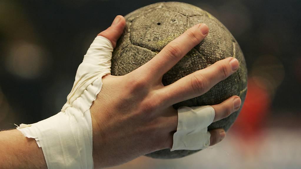 In der Schweizer Handball-Meisterschaft läuft die Schlussphase der Qualifikation.